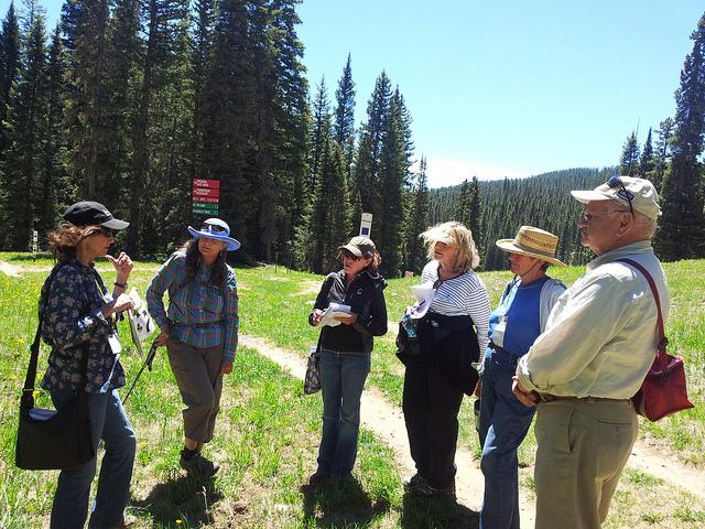Purgatory Naturalist hikes