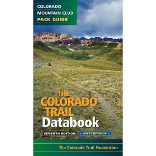 Colorado Trail Databook, 7th edition