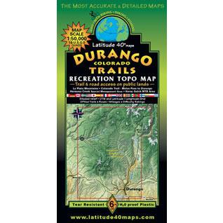 Lat 40 Durango Map