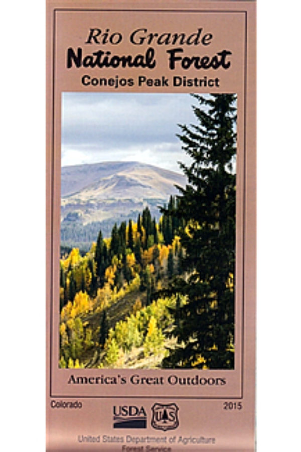 Forest Service Maps