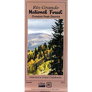 Rio Grande National Forest - Conejos Peak District