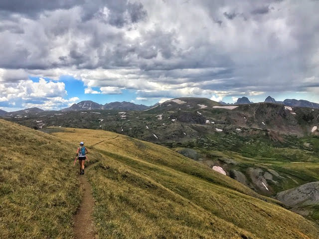 Colorado Continental Divide Trail