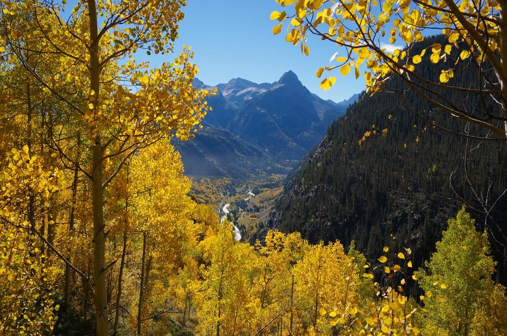 Elk Creek Molas Trail
