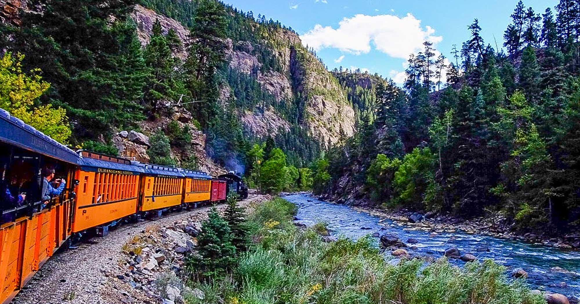 Elk Park Needleton Loop Train