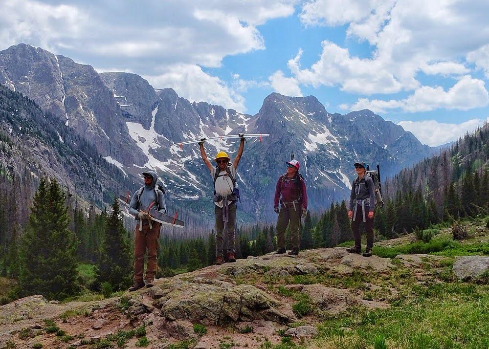 SJMA Stewardship Crew - Colorado
